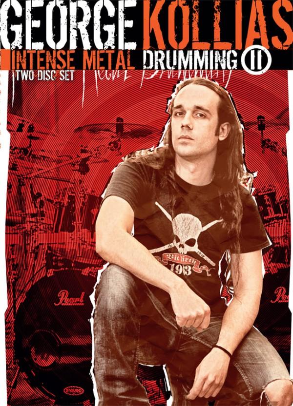george kollias intense metal drumming ii