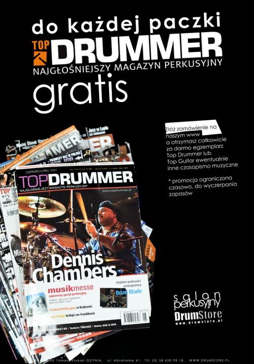 top drummer gratis