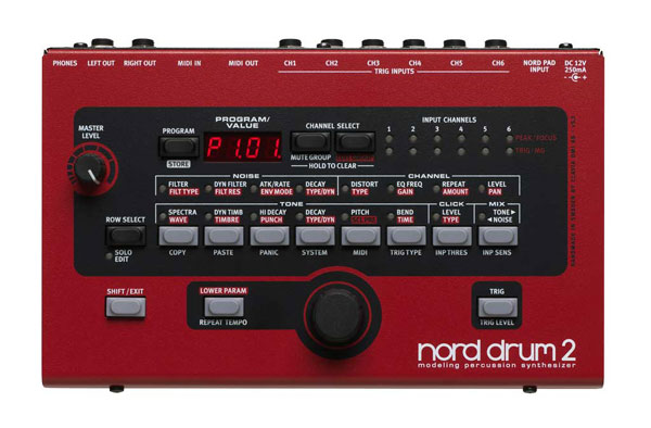 Clavia Nord Drum 2