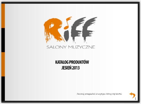 riff katalog