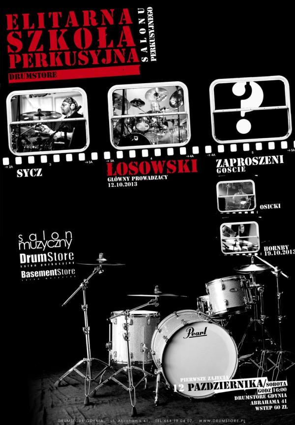 Elitarna Szkoła Perkusyjna DrumStore