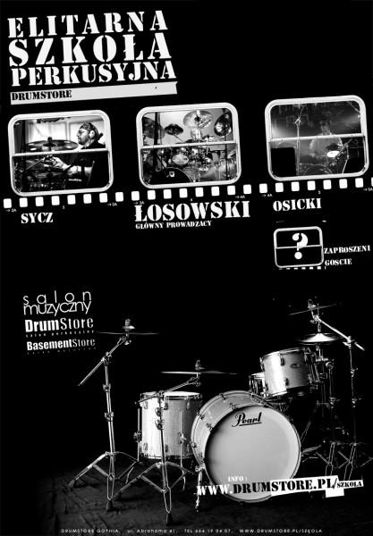 Indywidualne Lekcje Elitarna Szkola DrumStore