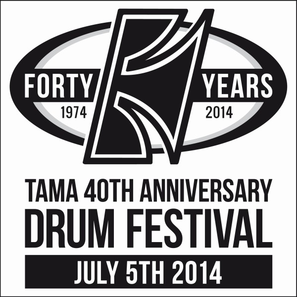 Tama 40th Anniversary Drum Festival