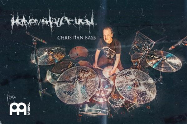 Heaven Shall Burn Christian Bass