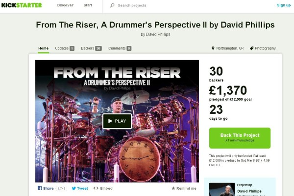 A Drummers Perspective II
