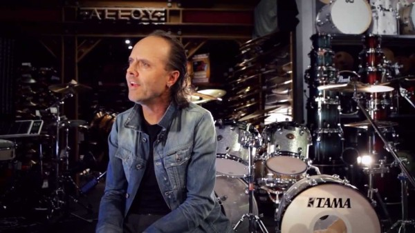 Lars Ulrich Metallica Guitar Center