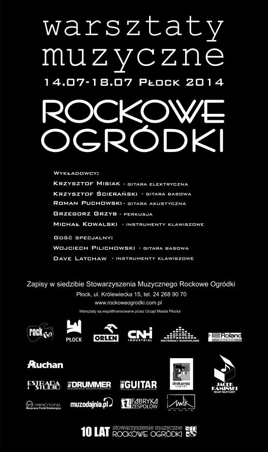rockowe ogrodki 2014