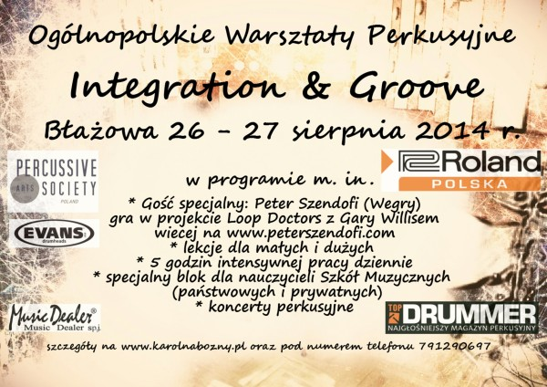 Integration & Groove
