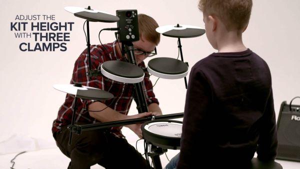 Roland V-Drums RD-1K i TD-1KV
