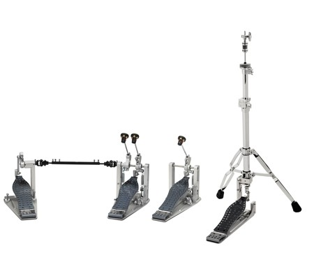 DW Machined Direct Drive Pedals