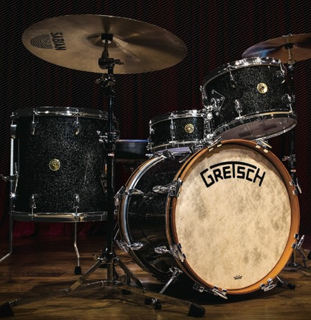 Gretsch USA Broadkaster Drums
