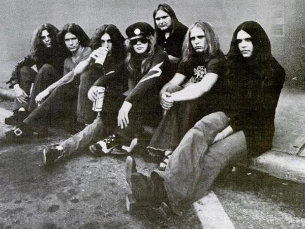 Lynyrd Skynyrd 1973